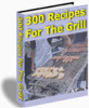 Thumbnail 300 Recipes For The Grill  plrights