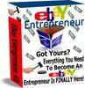 Becoming  An Ebay Entrepreneur
