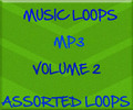 Thumbnail MP3 Musical Loops Vol 2