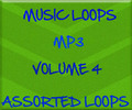 25 Royalty Free MP3 Clips Assorted