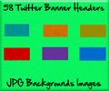 Twitter Background Headers