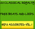 23 Classical Royalty Free Samples And Beats MP3 Asst