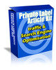 PLR Articles Traffic And SEO