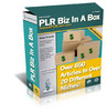 Thumbnail PLA BIZ IN A BOX -Resale Rights