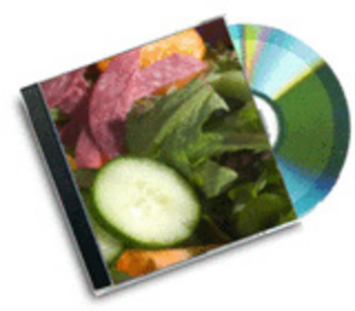 Product picture Easy Vegetable Cookbook (MRR)