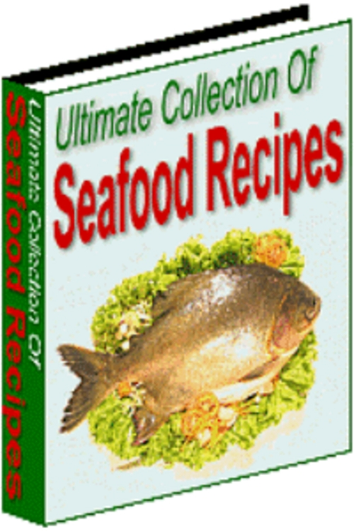 Product picture Easy Seafood Cookbook (Master Resale Rights)