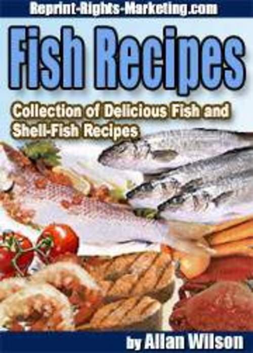 Product picture Atlantic & Pacific Ocean Fish Recipes