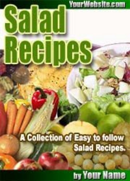 Product picture Easy Salad Recipes