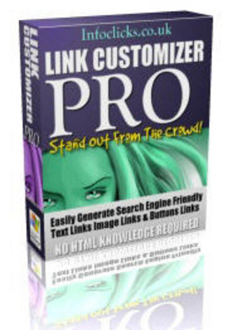 Product picture  Link Customizer Pro  (Master Resale Rights)