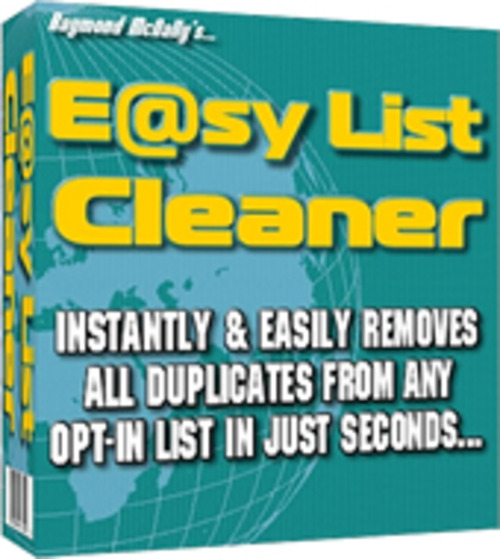 Product picture Ebay List Cleaner MRR