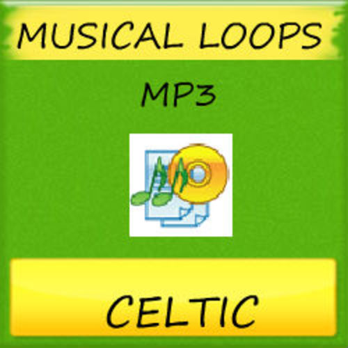 Product picture Celtic Music Loop