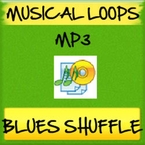 Product picture Blues Shuffle Loop