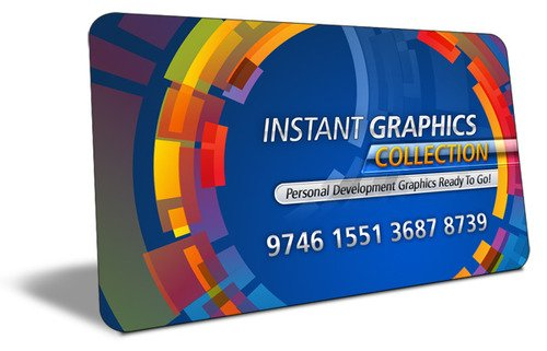 Product picture Instant Graphics Packadge MRR
