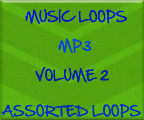 Product picture MP3 Musical Loops Vol 2