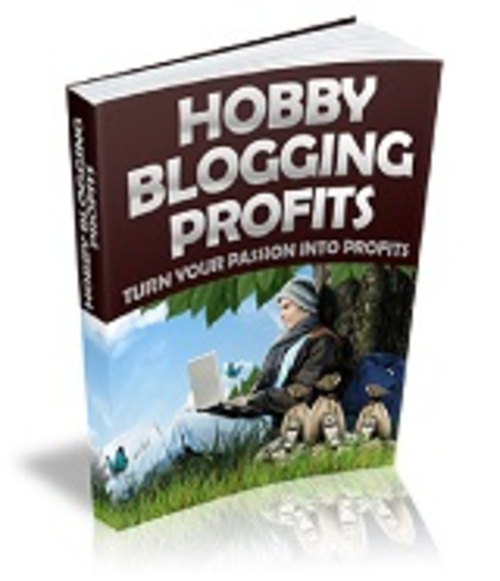 Product picture Hobby Blogging (MRR)