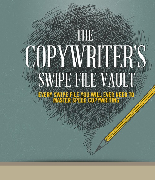 Product picture Copywriters Swipe File