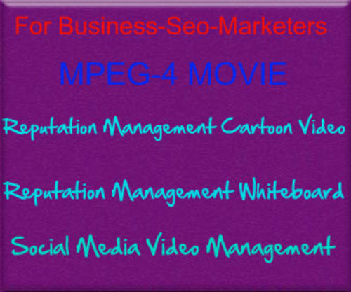 Product picture 3 Whiteboard Videos Reputation Management