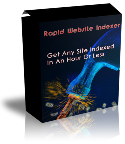 Product picture Rapid Website Indexer