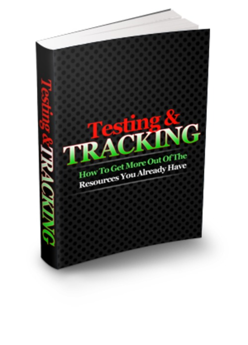 Product picture Testing and Tracking Marketing Results (RR)