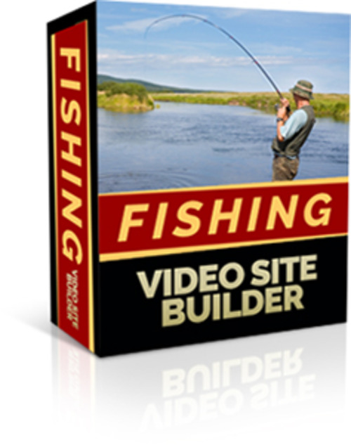 Product picture Fishing Video Blog Builder (MRR)