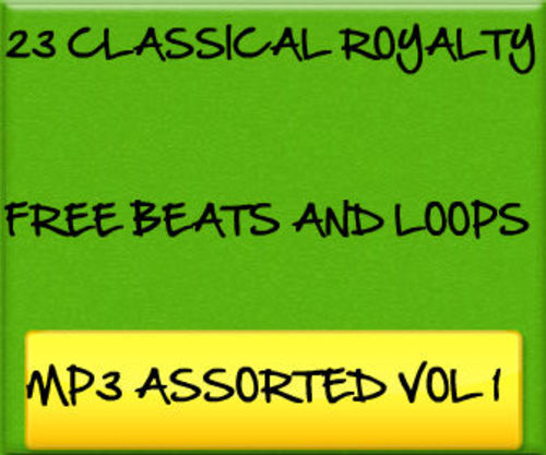 Product picture 23 Classical Royalty Free Samples And Beats MP3 Asst