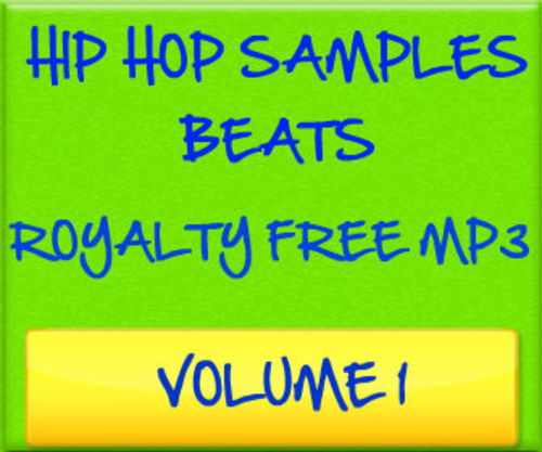 Product picture Hip Hop Samples Beats MP3 Music