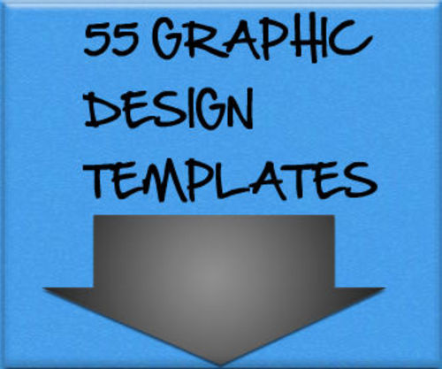 Product picture 55 Graphic Templates + Ebooks MRR
