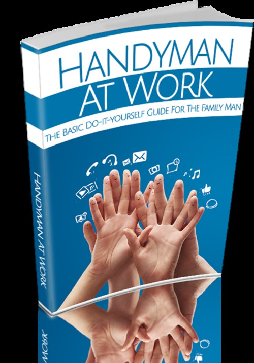 Product picture Handy Mans Workbook Revealed (MRR)