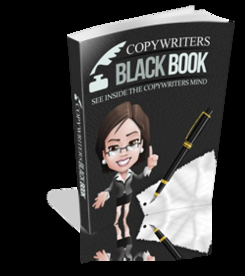 Product picture Copywriters Black book Revealed