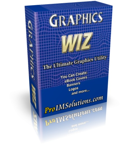 Product picture Graphic Wizard (MRR)