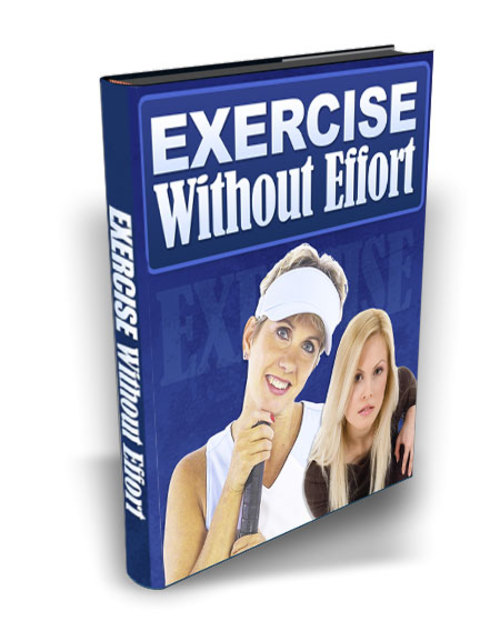 Product picture Easy Exercise Routines (MRR)
