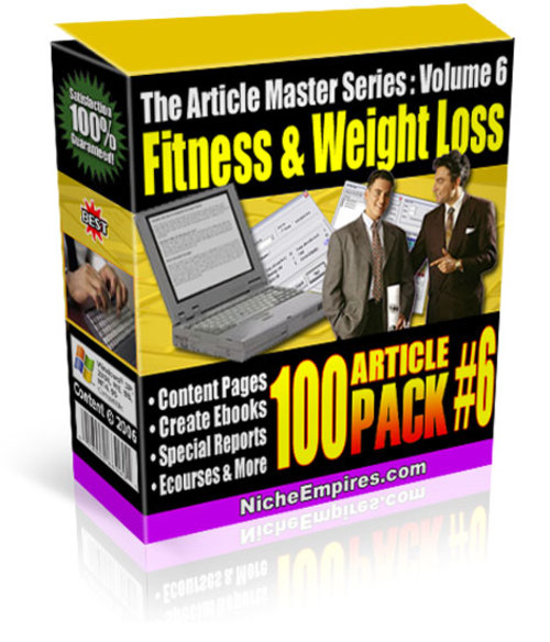 Product picture PLR Articles Beauty- Fitness-Weightloss
