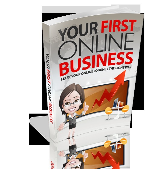 Product picture Starting Your First Online Business