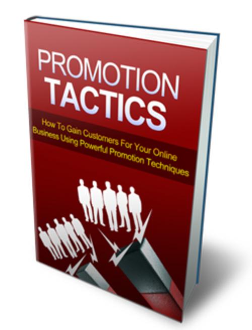 Product picture Promotional Tactics (MRR)
