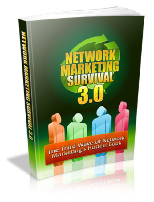 Product picture Network Marketing 3.0