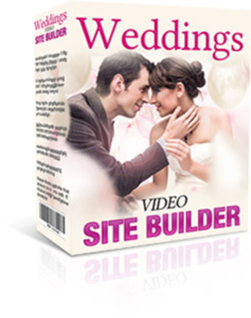 Product picture Wedding Video Site Builder (MRR)