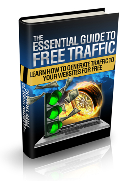 Product picture Really Free Traffic Methods (MRR)