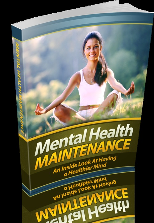 Product picture Mental Health Maintenance