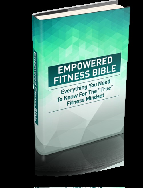 Product picture Empowered Fitness Bible